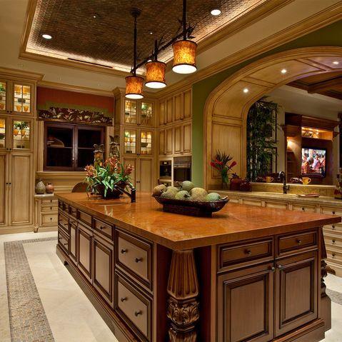 448 best ~Kitchen Ideas~ 1 images on Pinterest | Dream kitchens ...