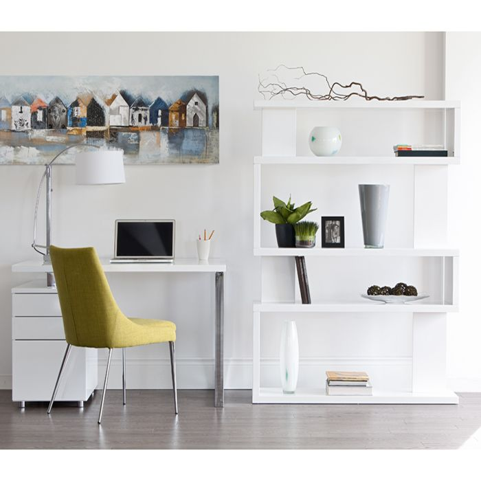 10 great storage ideas from IKEA and more: Tempo Bookcase, $499, Structube