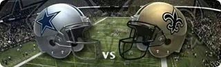 Saints vs Cowboys