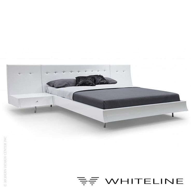 Concavo Bed Panels by Whiteline