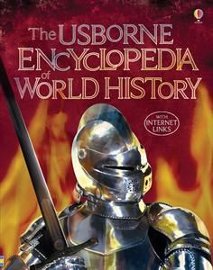 Encyclopedia of World History.  Great resource for all three cycles.  Covers ancient, medieval, and modern history.