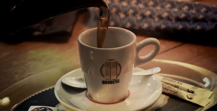Filmpjes met Koffie Hoorens   Hoorens Koffiebranderij