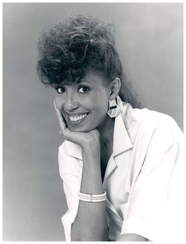 Telma Hopkins (Of Tony Orlando & Dawn). Also a fab comedienne.