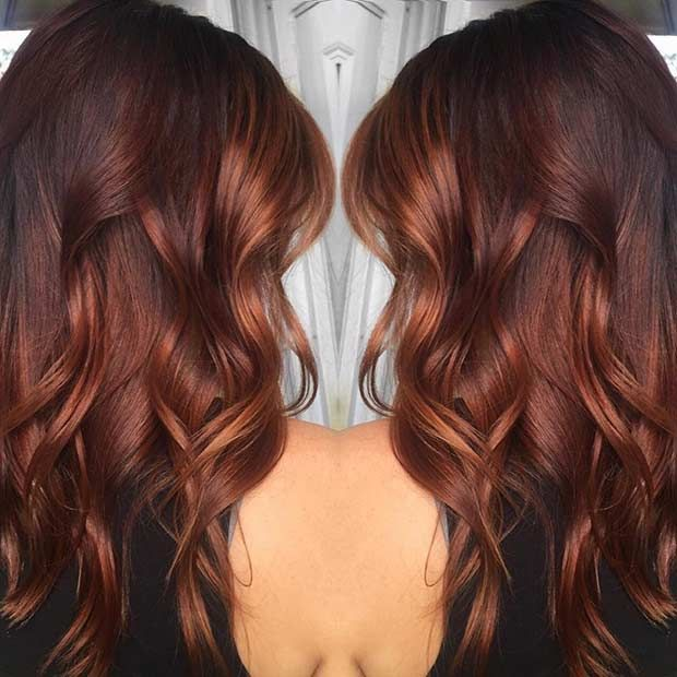 Best 25 copper balayage ideas on pinterest copper balayage 25 copper balayage hair ideas for fall copper balayagecopper hair highlightsred scanning highlightsdark pmusecretfo Image collections