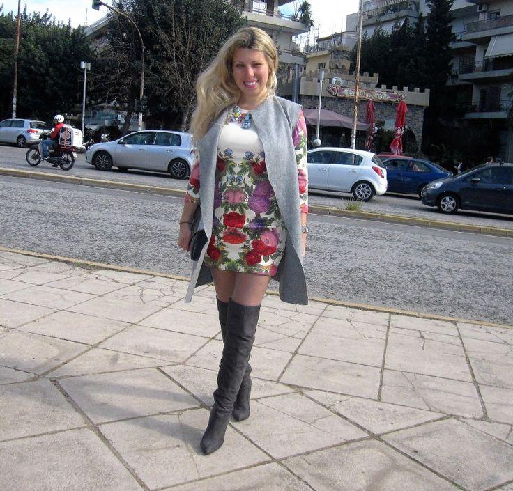 Μπες στο κλίμα της άνοιξης φορώντας λουλούδια