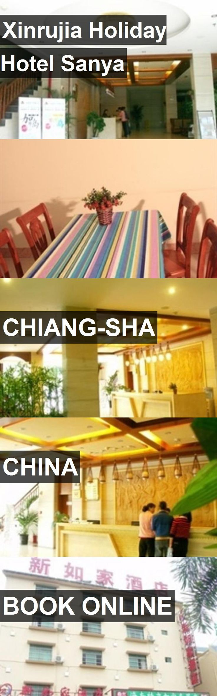 Hotel Xinrujia Holiday Hotel Sanya in Chiang-sha, China. For more information, photos, reviews and best prices please follow the link. #China #Chiang-sha #XinrujiaHolidayHotelSanya #hotel #travel #vacation