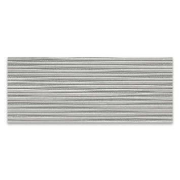 Wandtegel Decor Scala grijs 20x50 cm 1 stuk in de beste prijs-/kwaliteitsverhouding, uitgebreid assortiment bij GAMMA