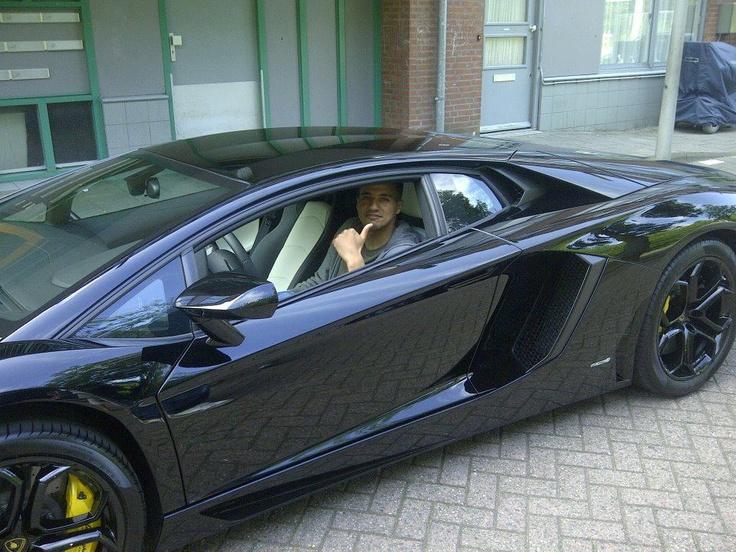 Badr hari Lamborghini