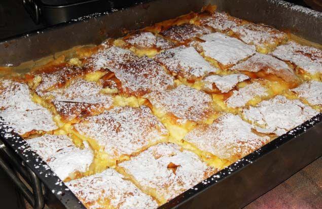 Ai nevoie de puține ingrediente și doar câteva minute ca să prepari plăcinta cu…