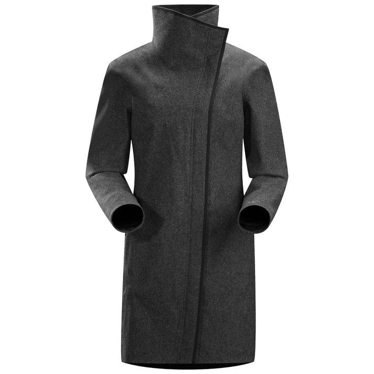 Elda Coat Women, Dámská outdoor bunda Arc'teryx | Hudy.cz