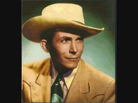 Hank williams Won't you sometimes think of me - YouTube