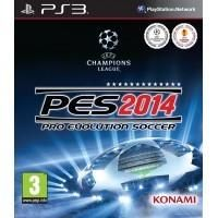 /** Priceshoppers.fr **/ Jeu PS3 - KONAMI - Pro Evolution Soccer 2014 PS3