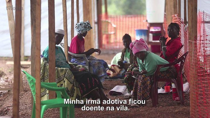 Virus Ebola em Serra Leoa                                                                                                                                                                                 Mais