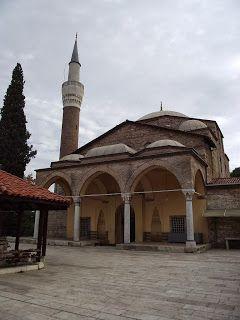 Halime Hatun Camii - Manisa
