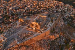 Ο Παρθενώνας όπως δεν τον έχετε ξαναδεί Ο χρήστης μπορεί να περιηγηθεί στην διαδραστική, πανοραμική εικόνα και να ξεναγηθεί ψηφιακά στο λόφο της Ακρόπολης και τον Παρθενώνα, αλλά και να απολαύσει τη θέα της Αθήνας