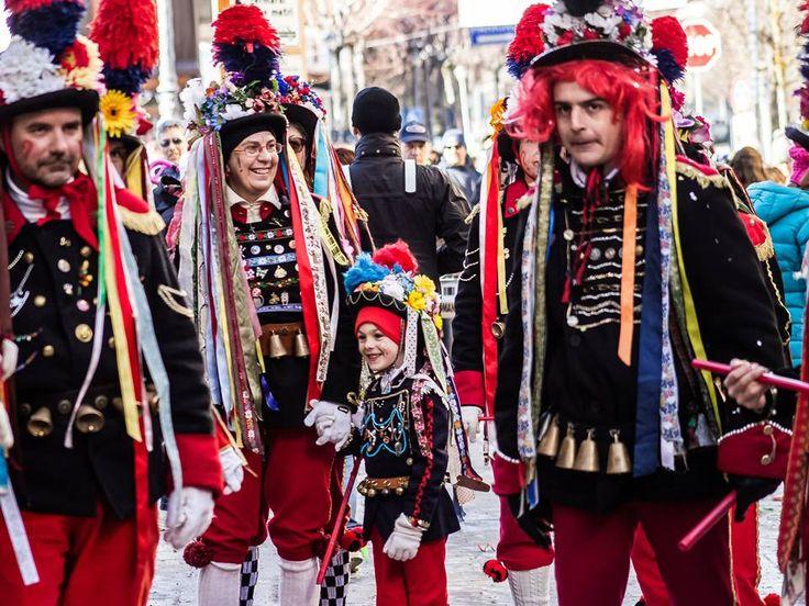 Carnevale14_Courmayeur #courmayeur #courmayeurmontblanc #montblanc #valledaosta #Carnevale: