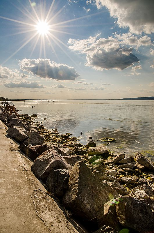 """*"" by gorbelabda on Flickr - Lake Balaton, Hungary"