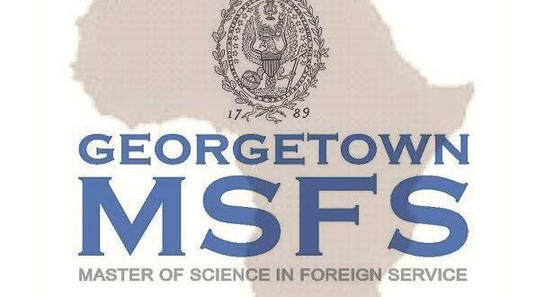 Georgetown University Global Human Development Programme Ghd Masters Scholarships Development Programs Scholarships Georgetown University