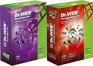 Dr.Web Anti-virus & Security Space 7.0.1.10010
