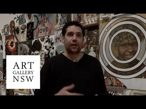 Tony Albert :: The Collection :: Art Gallery NSW