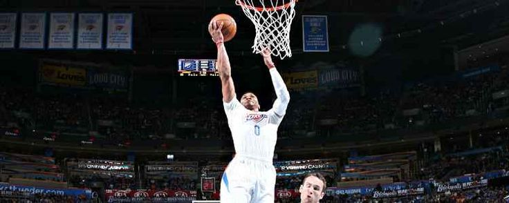 Russell Westbrook tallied his 18th triple-double of the season Monday. We take a look at the rarefied air he's in.