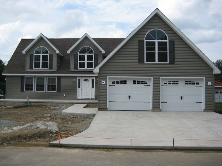 House Plans Above Garage