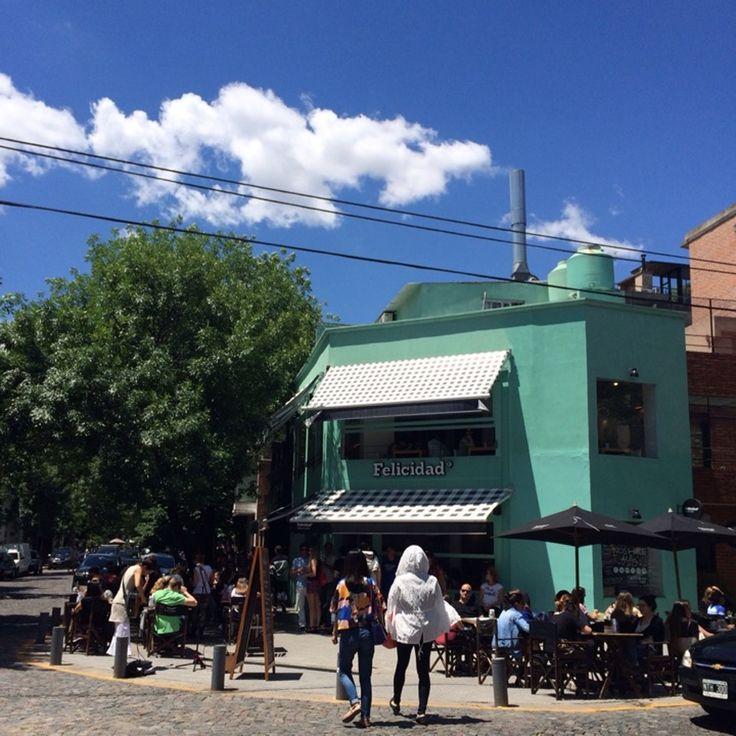 Felicidad, Deli / Bodega, Palermo Viejo, Buenos Aires