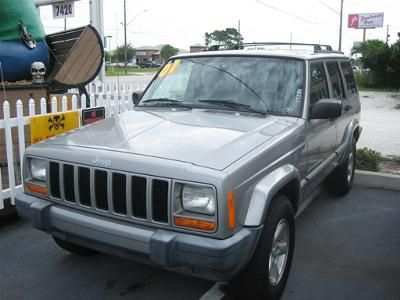 2001 Jeep Cherokee (File Photo) Yes I said cheap as in cheap piece of crap.    I previously owned two Toyota Pickups, both went above and beyond.  I thought I would give Jeep a try.