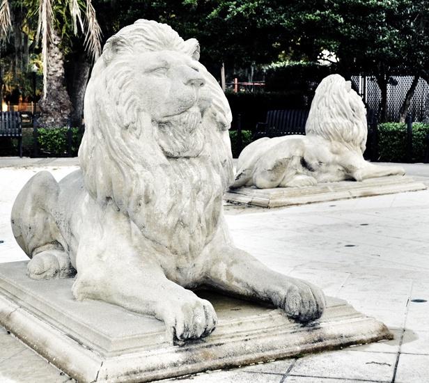 Concrete Lion Statues Hyde Park Lions Pinterest
