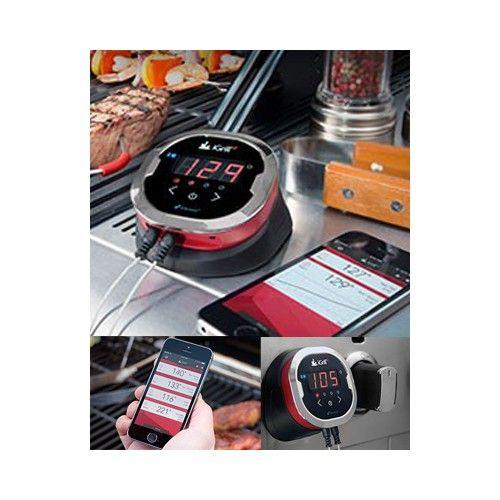 Vi har DK's bedste priser på iGRILL 2 fra i Devices  Køb f.eks. Det smarte iGRILL 2 Termometer her