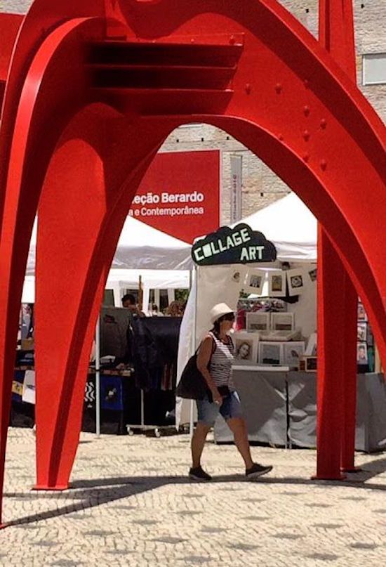 MERCADO DO CCB  / Centro Cultural de Belém  / 05 de MARÇO (Domingo)  10h-18h
