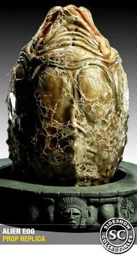 Alien Egg Life-Size Prop Replica