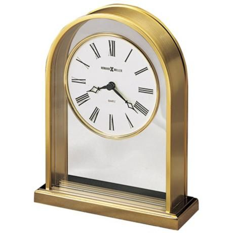 Check Out The Huge Savings On New Howard Miller Reminisce Table Top Clock  Cream And Crystal At LampsUSA!