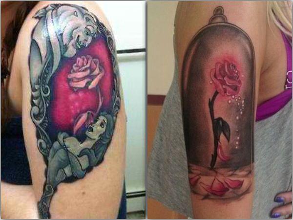 Beauty And The Beast Tattoo!: Beast Tattoo, Tattoo Ideas