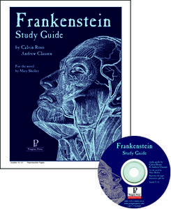 Projects and activities for Progeny Press literature & reading study guide, Frankenstein by Mary Shelley, 1700s, Gothic, science, horror, Modern Prometheus, England, Europe, Lesson plans, unit studies, teacher resource curriculum, and hands on ideas.