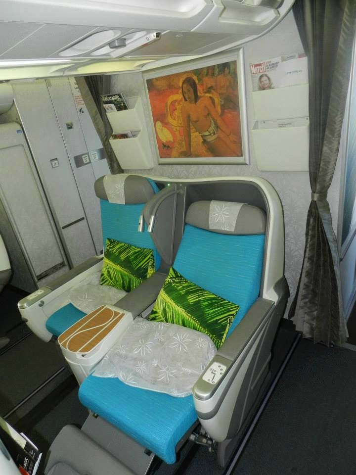 Air Tahiti Nui Flight Information