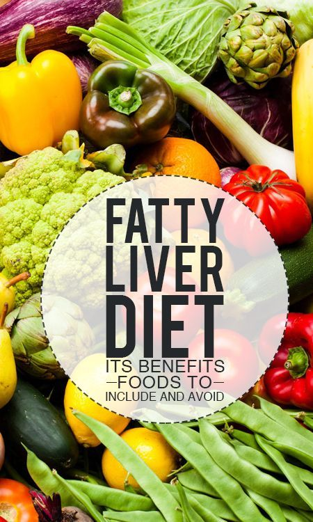 Here we give you a fatty liver diet that will help you control such ailments. ...
