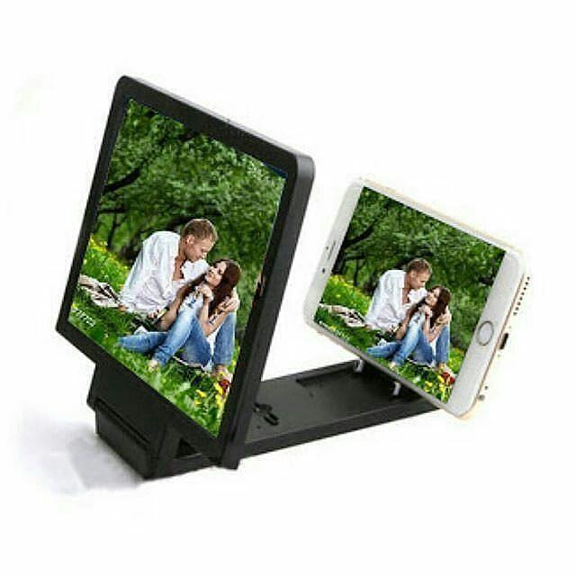 ENLARGE SCREEN MOBILE 3D Model produk: 3d ponsel layar yang diperbesar Bahan: plastik berkualitas tinggi Model yang kompatibel: untuk iphone 6 ditambah 5 5S 4S ios samsung dan ponsel lain Paket: paket ritel mode. Fitur :  1. Memperbesar layar telepon genggam untuk menonton layar yang lebih besar dari 2x  4x 2. 3D-like tampilan layar (tidak nyata 3d) untuk menikmati lebih merasa nyata display 3. Menonton layar yang lebih besar pada jarak yang lebih jauh dapat melindungi mata dari panjang…