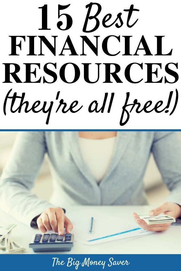15 Best Free Financial Resources. Get your money in order for free! – being an adult