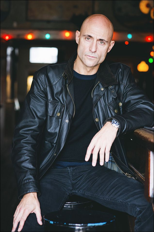 Film star Mark Strong returns to the stage after a 12-year hiatus. We take him to the setting of Arthur Miller's A View from the BridgeinRed Hook, where we learn whyhe was drawn to this play more than anything in his pile of movie scripts.