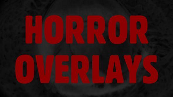 broadcast, damage, dirt, film, halloween, horror, movie, noise, overlays, scary