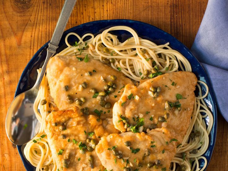 Enjoy this restaurant favorite at home with a glass of white wine and fresh garden salad. This Italian chicken piccata recipe is sure to...