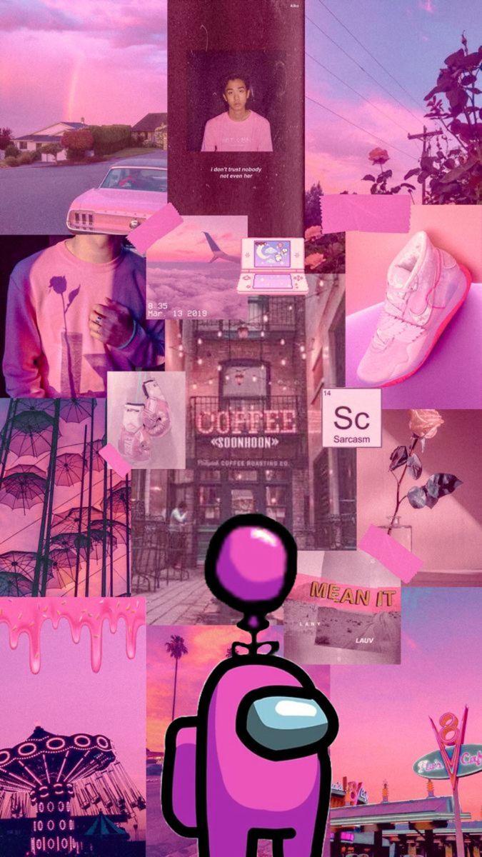 Among us in 2020 | Iphone wallpaper tumblr aesthetic, Cute ...
