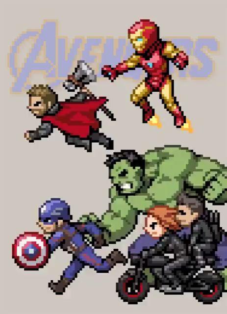 Avengers Assemble Phone Wallpaper