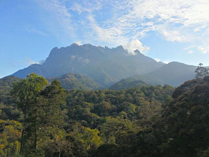 Tarun is all set to trek up Mt. Kinabalu. Mount Kinabalu is a prominent mountain on the island of Borneo in Southeast Asia. It is located in the East Malaysian state of Sabah and is protected as Kinabalu Park, a World Heritage Site