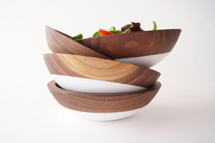 Walnut Wooden Bowls
