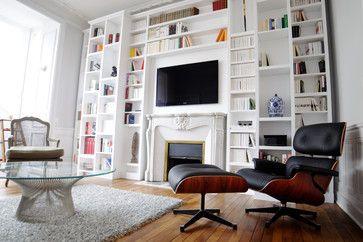 Rénovation appartement nantes centre ville - contemporain - Espaces - Other Metro - IMAGIN3D