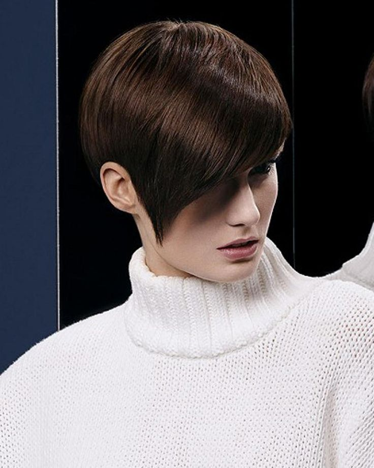 Největší galerie účesů pro krátké vlasy – najděte si svoji inspiraci pro krátké vlasy v aktuální galerii účesů pro podzim a zimu 2015/2016.