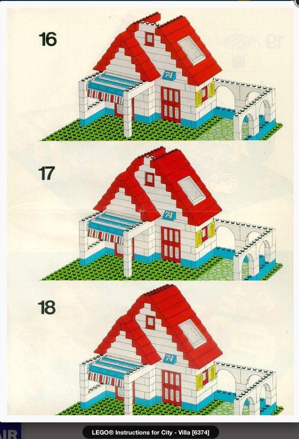 The 8 Best Lego Instructions Images On Pinterest Lego Instructions