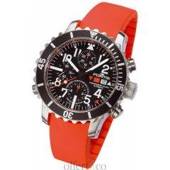 Fortis Uhren mit einer Krone Logo liefert einen Eindruck von höchster Qualität und zeitlose Präzision, da diese mit innovativen Chronographen-Funktionen und ultimative Automatikfunktionen eingebaut.